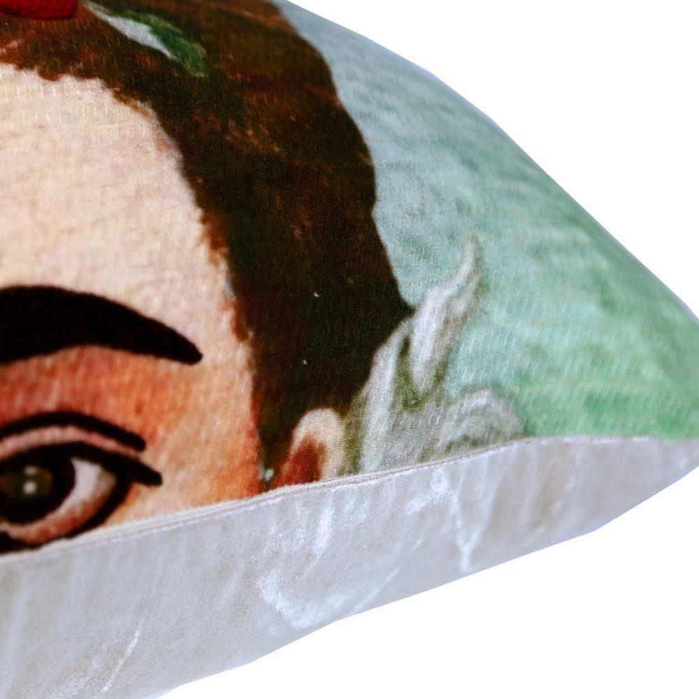 ΔΙΑΚΟΣΜΗΤΙΚΟ ΜΑΞΙΛΑΡΙ ΚΕΝΤΗΤΟ ΜΕ ΤΗ FRIDA KAHLO ΠΟΛΥΧΡΩΜΟ 35cm X 65cm