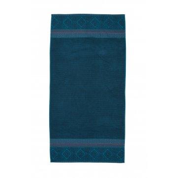 Interni oggi ΠΕΤΣΕΤΑ ΜΠΑΝΙΟΥ 70Χ140 SOFT ZELLIGE BLUE