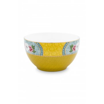 InterniOggi PIP STUDIO ΜΠΩΛ ΜΙΚΡΟ BLUSHING BIRDS YELLOW 9,5cm