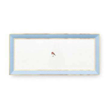 Pip Studio PIP STUDIO ΔΙΣΚΑΚΙ LOVE BIRDS 33,3cm x 15,5cm